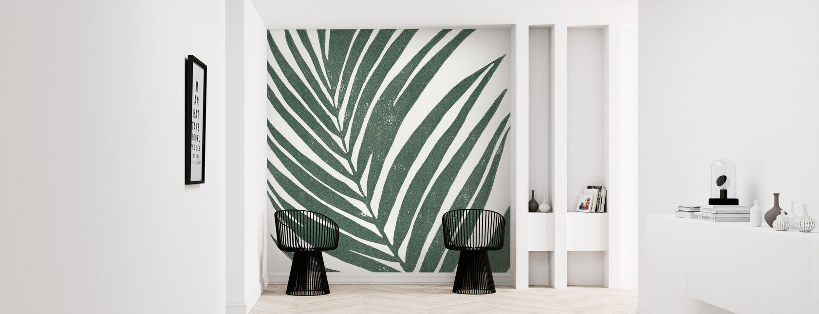 Tropical Treasures II - Wallpaper - Hallway