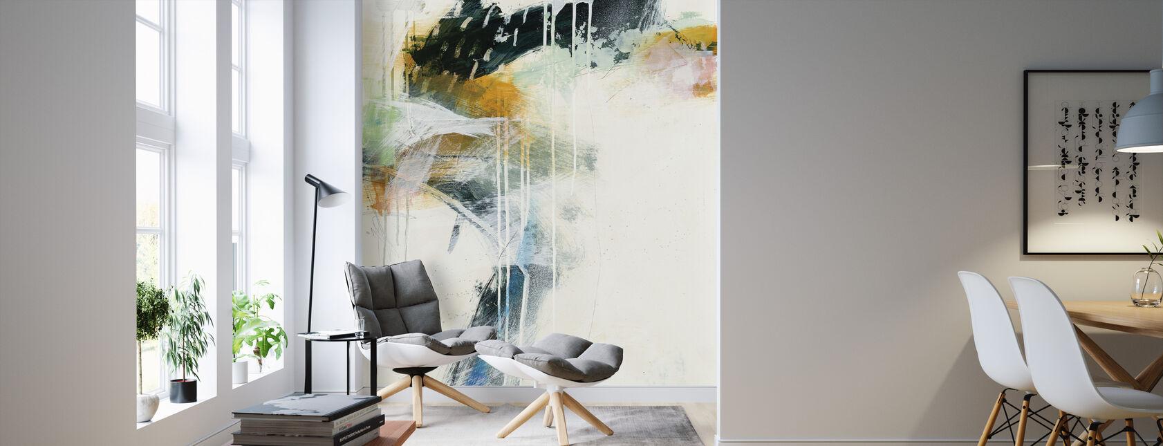 Turbulence II - Wallpaper - Living Room