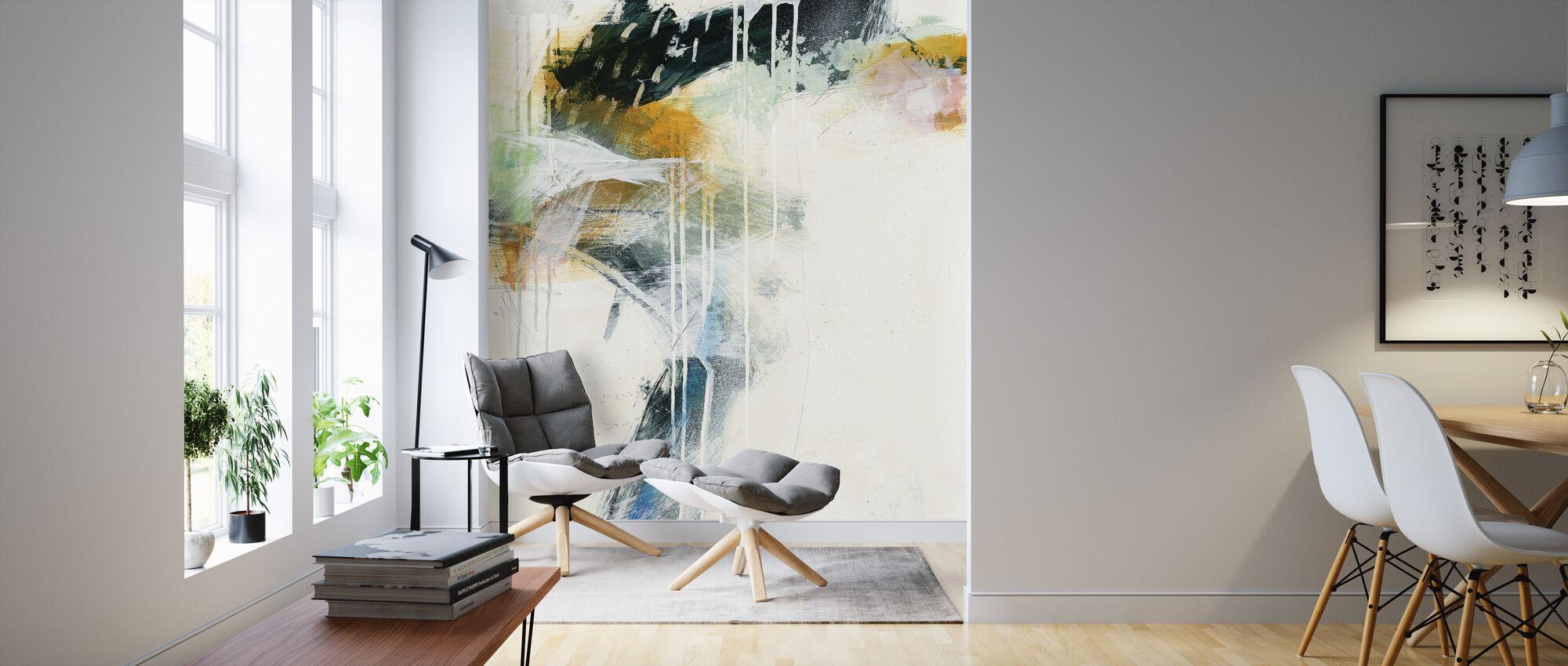 Turbulencia II - Papel pintado - Salón