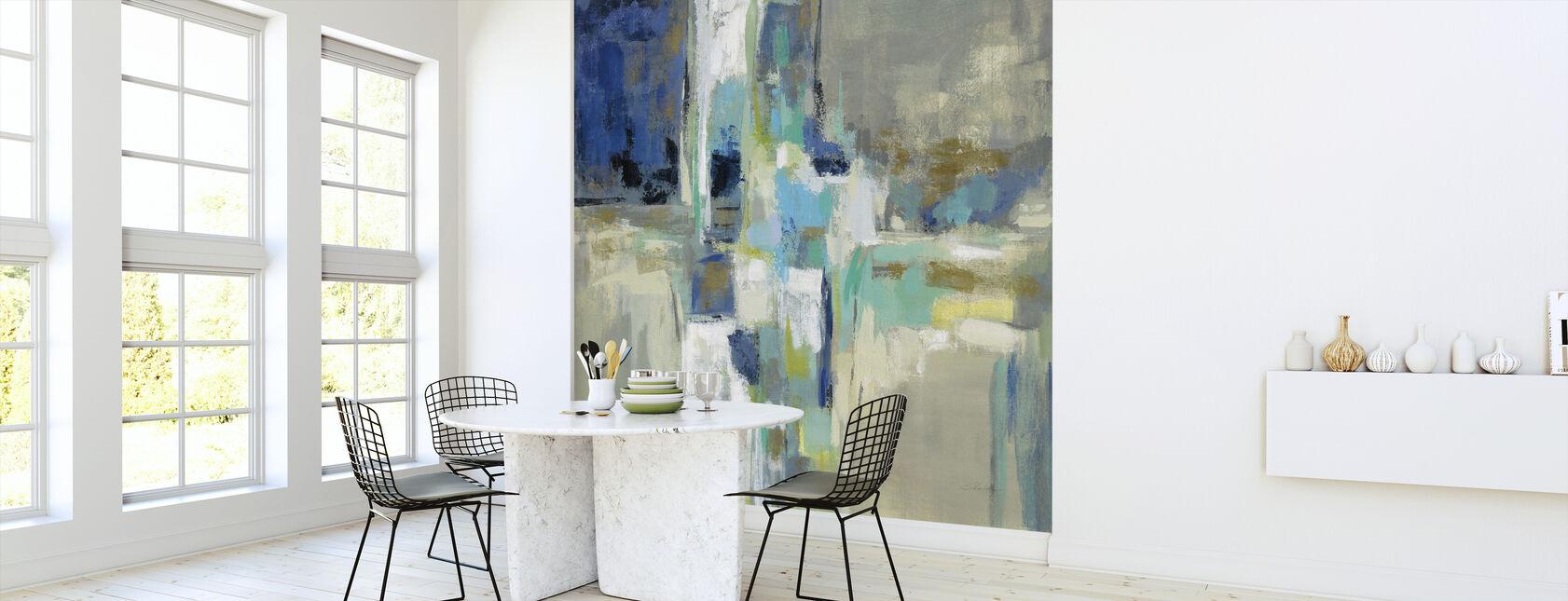 Spring Water - Wallpaper - Kitchen