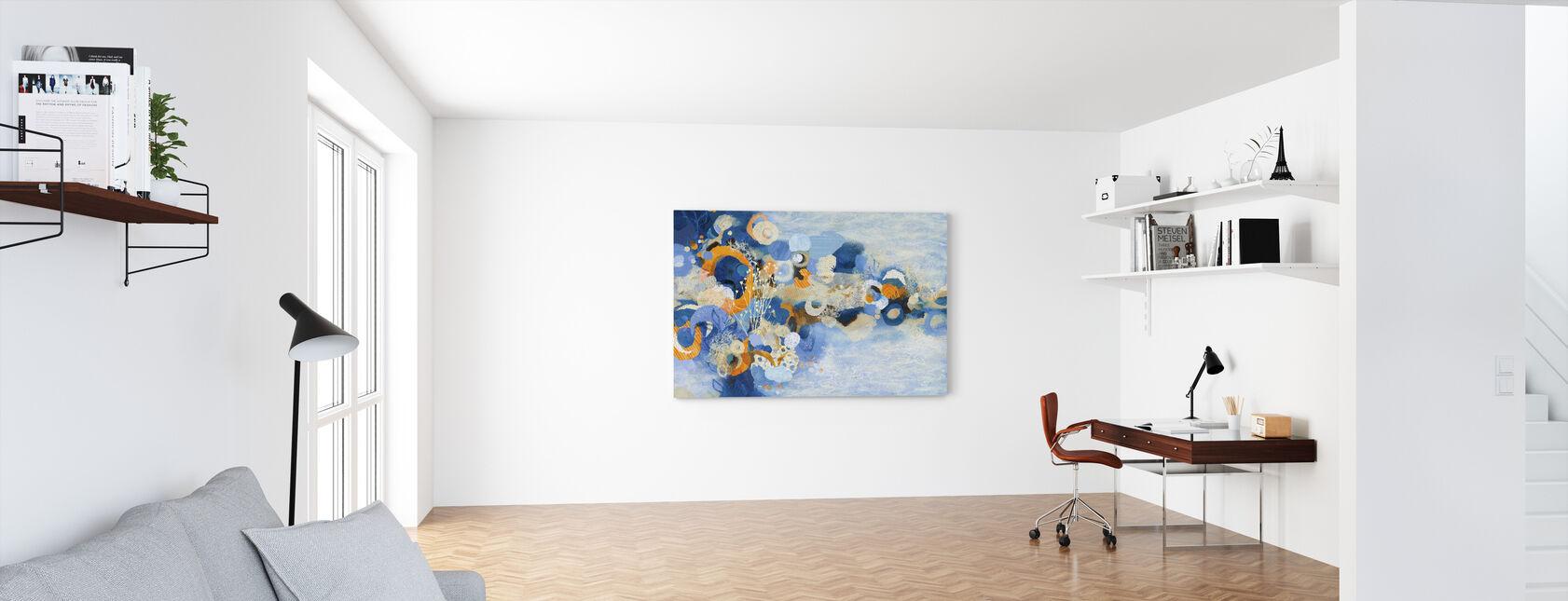 Nantucket Summer - Canvas print - Office