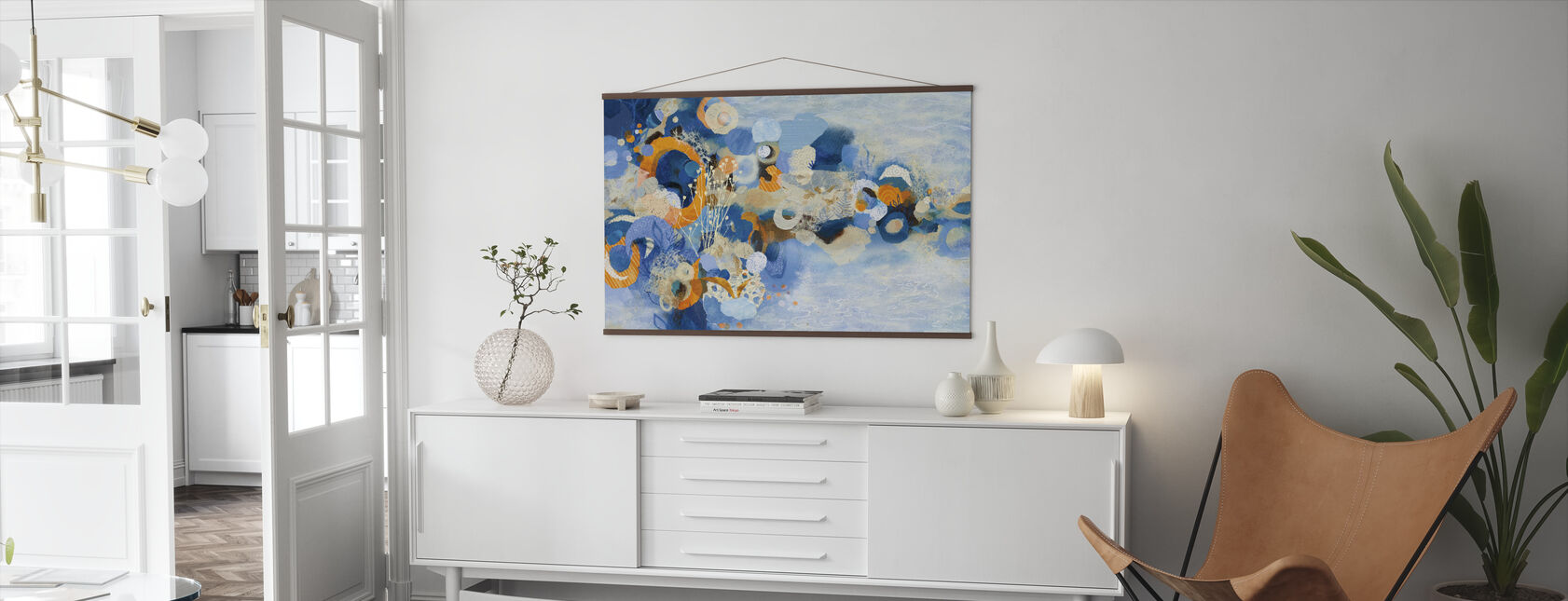 Nantucket Summer - Poster - Living Room