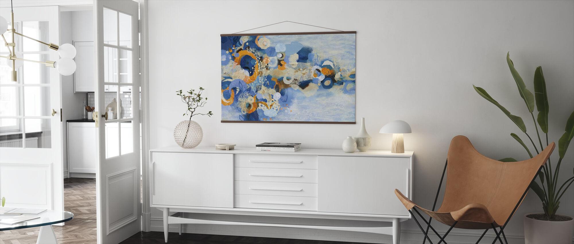 Nantucket Summer - Poster - Living Room
