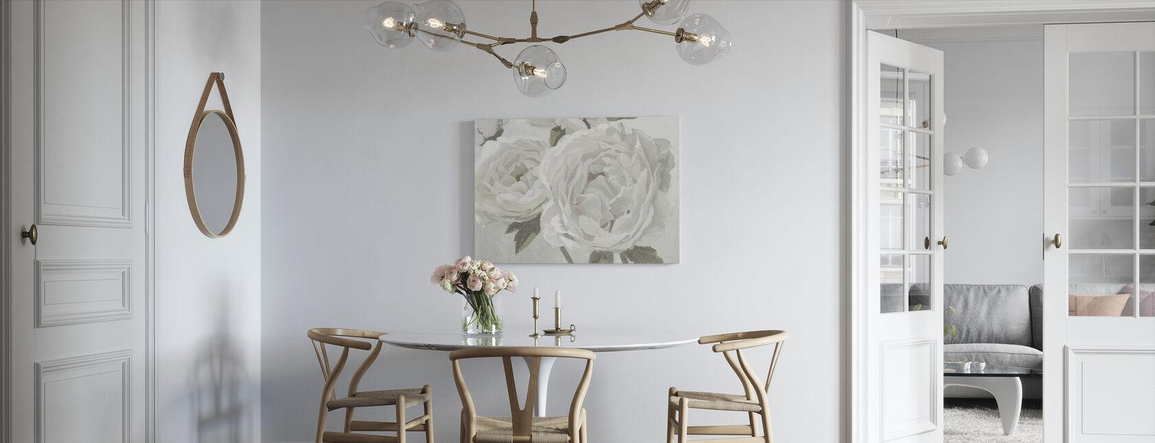 Essence of June - Canvas print - Kitchen