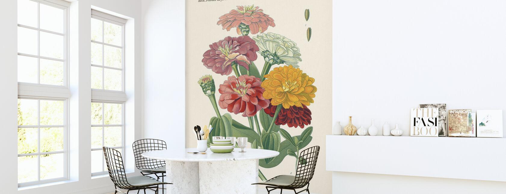 Antique Botanical II - Wallpaper - Kitchen