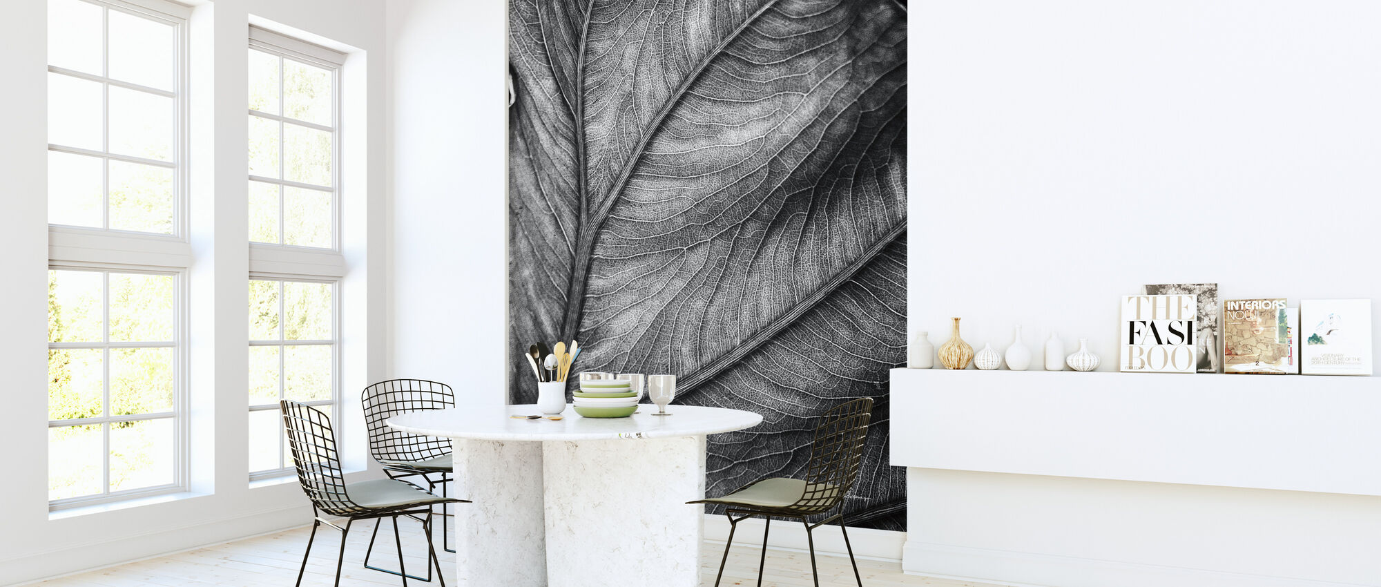 Elephant Ear - Wallpaper - Kitchen