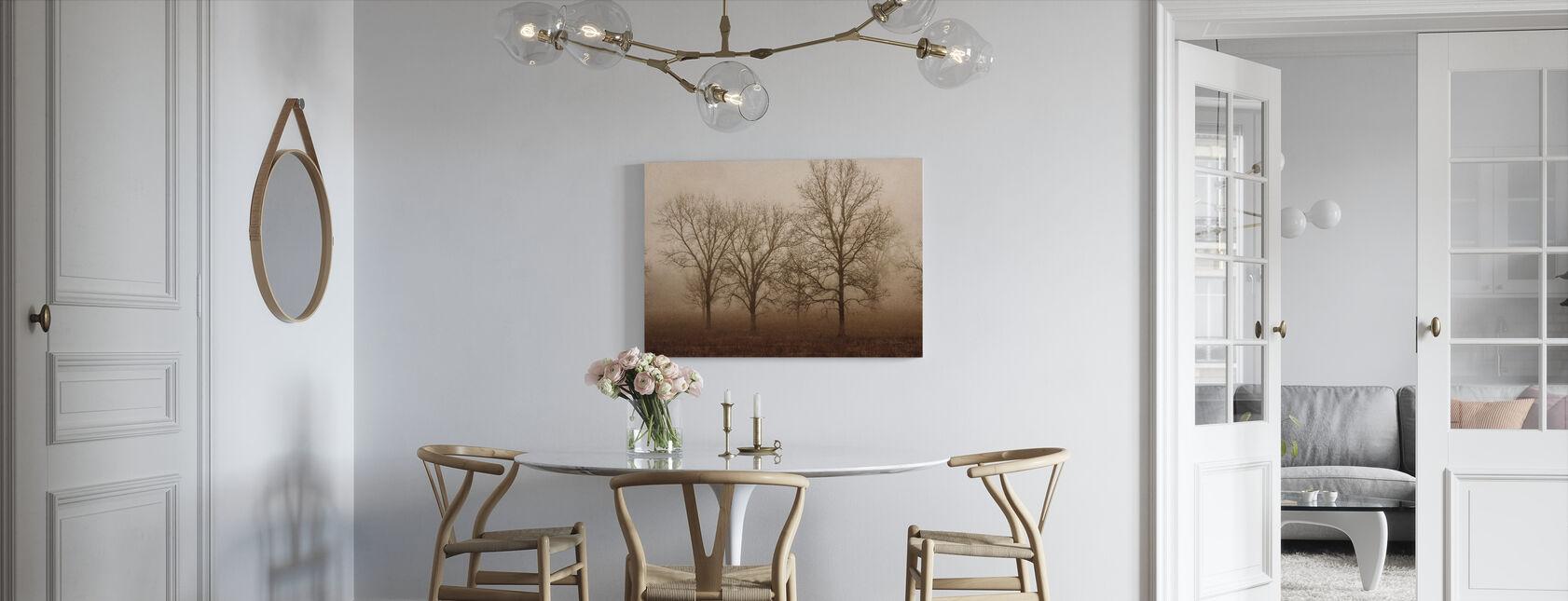 Morning Calm II - Canvas print - Kitchen