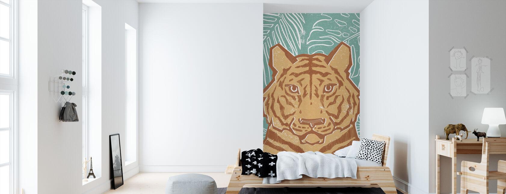 Jungle - Wallpaper - Kids Room