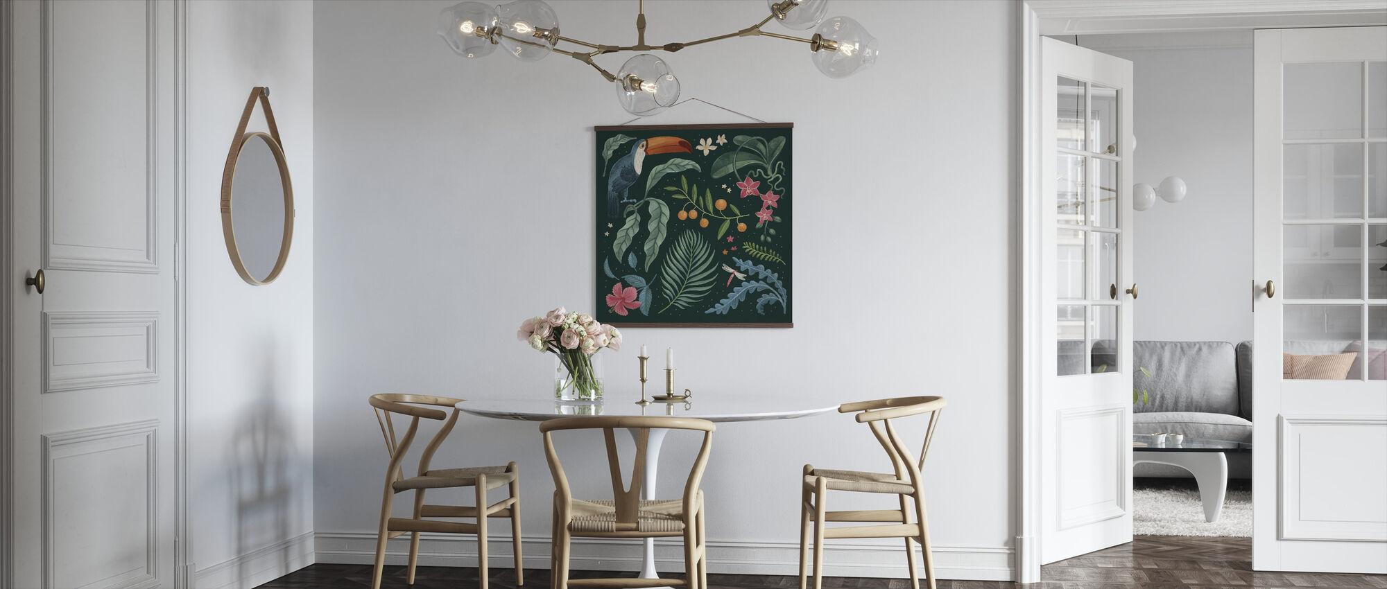 Jungle kjærlighet - Plakat - Kjøkken