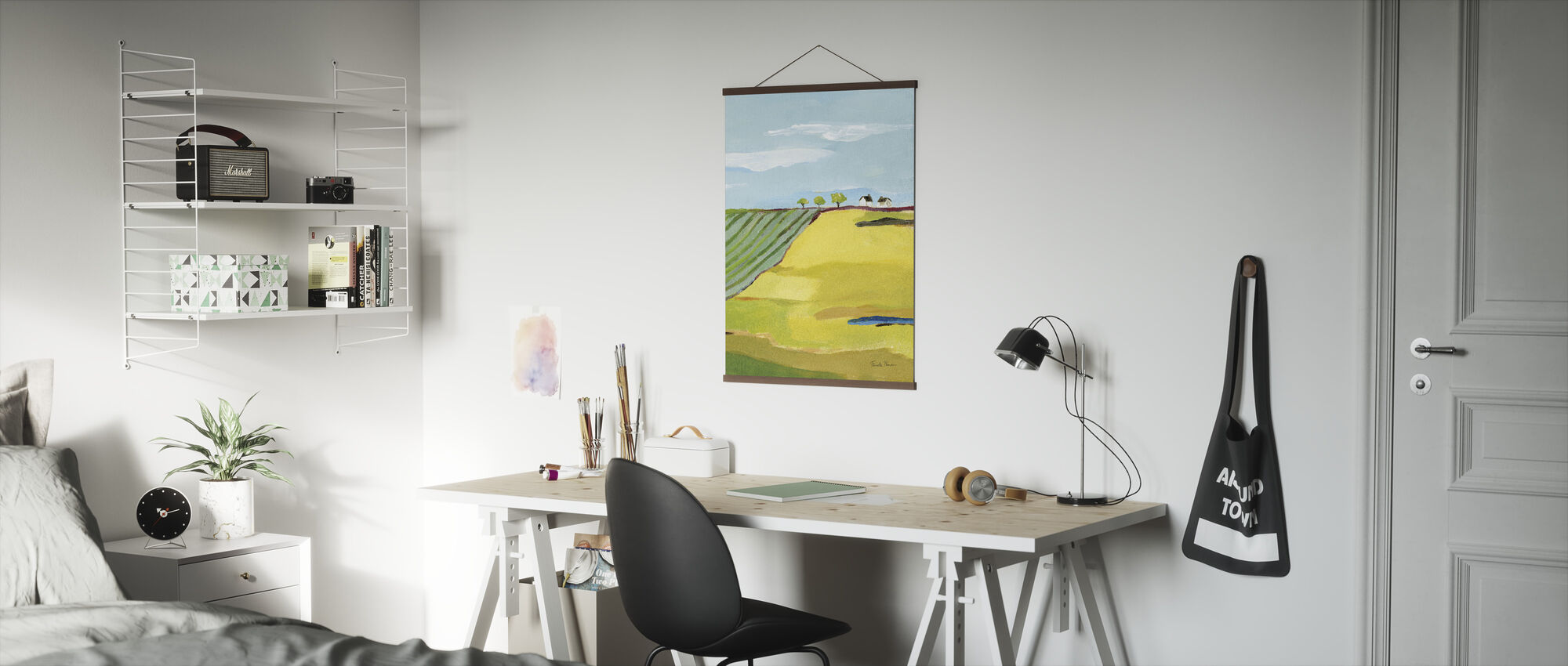Golden Country - Poster - Office