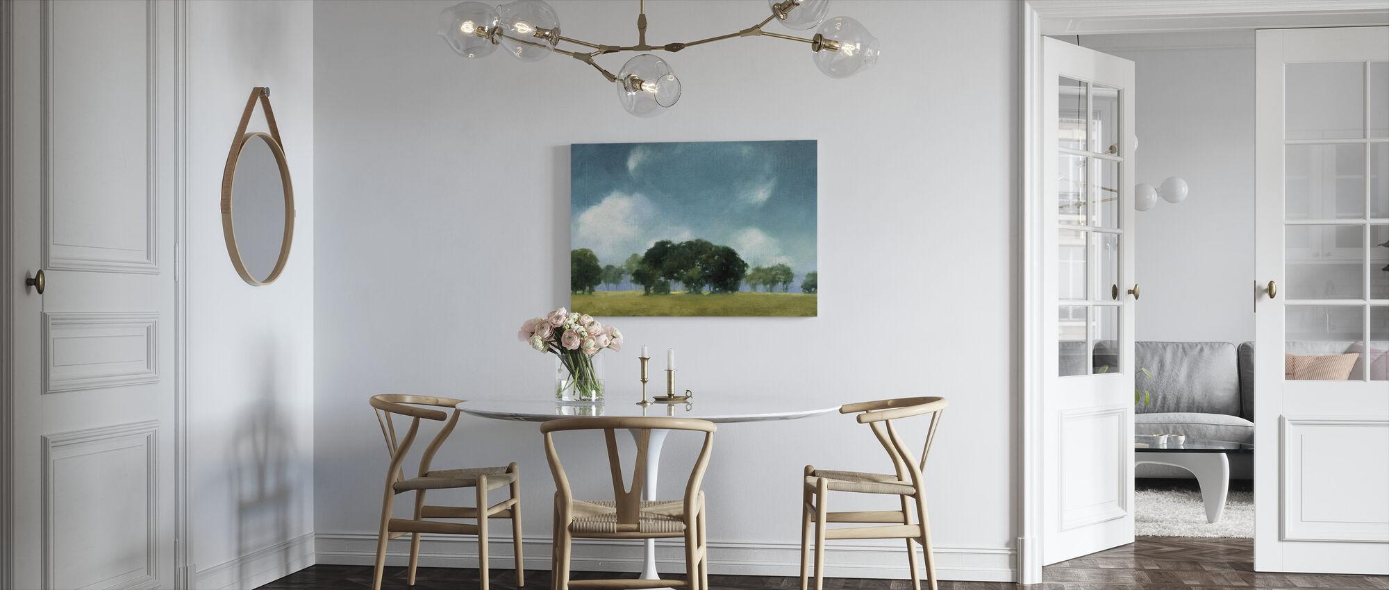Cloud Dance - Canvas print - Kitchen