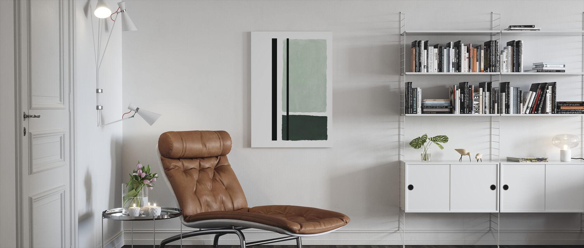 Equilibrium II - Canvas print - Living Room