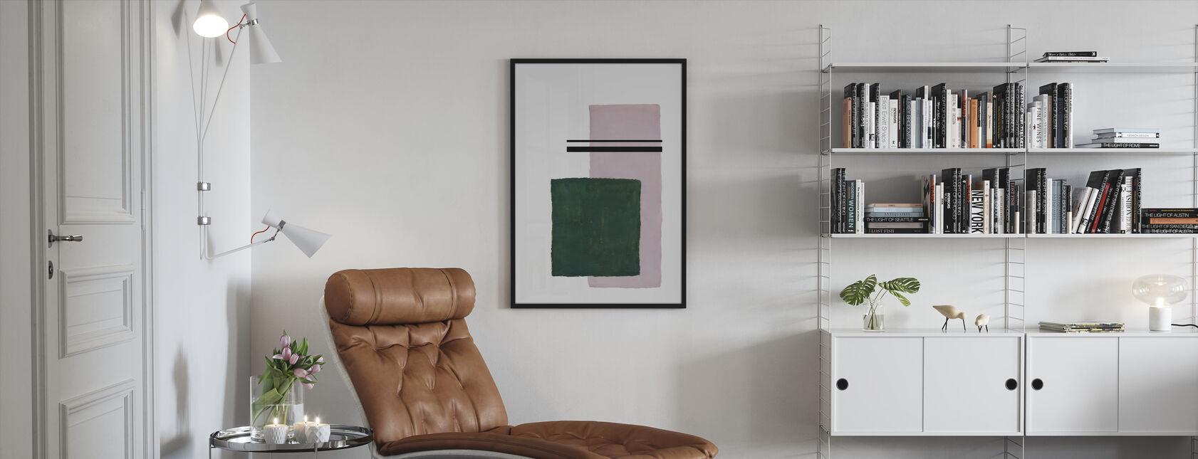 Equilibrium III - Framed print - Living Room