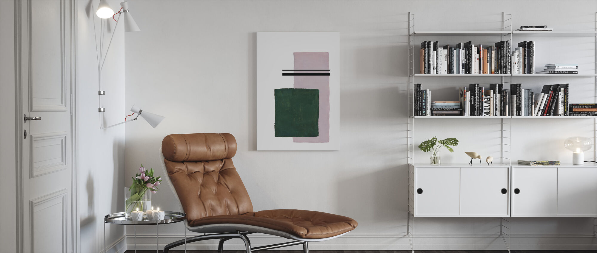 Equilibrium III - Canvas print - Living Room