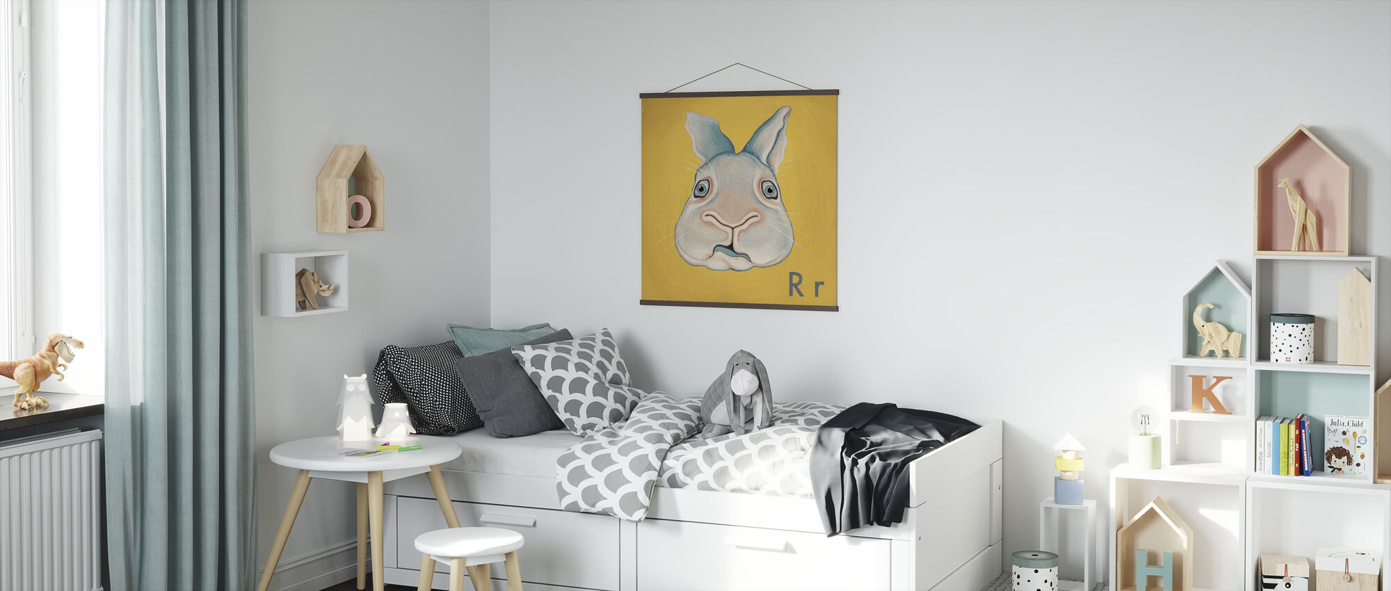 Kanin - Poster - Barnrum