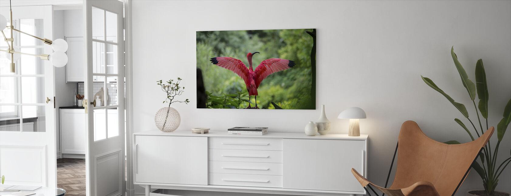 Beautiful Bird - Canvas print - Living Room