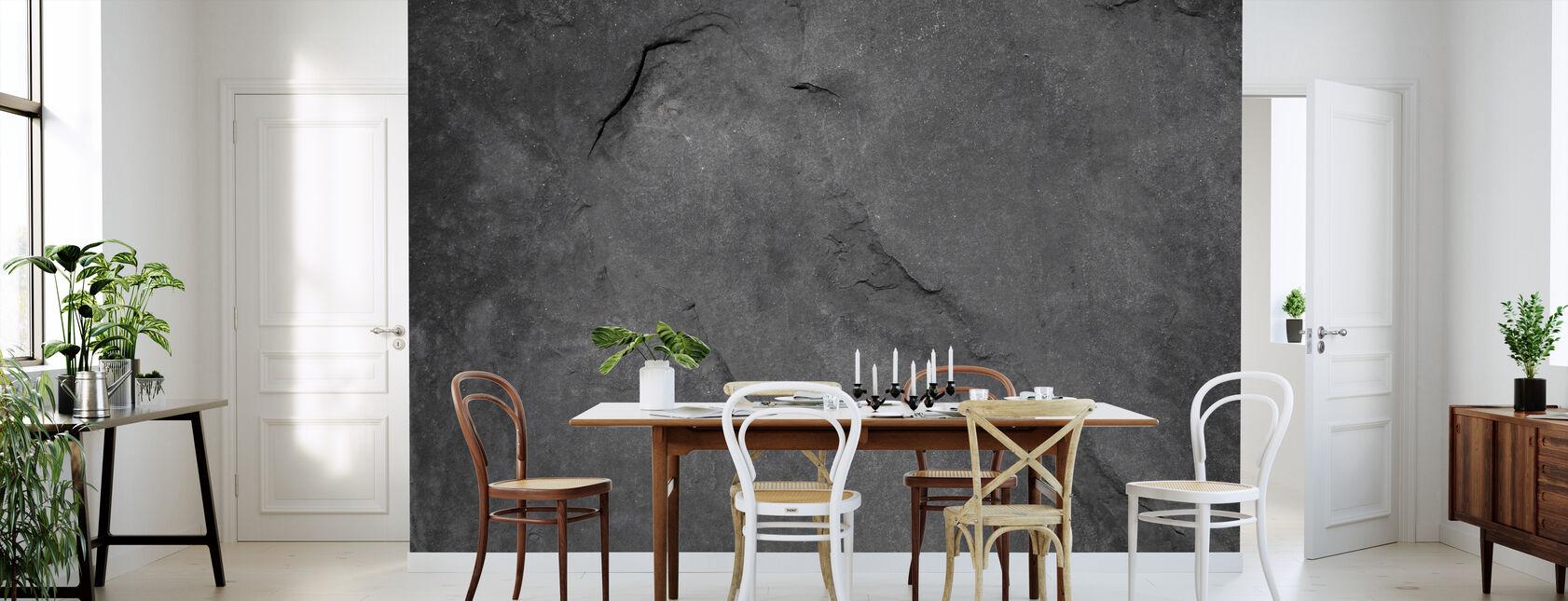 Stone Hard Wall - Wallpaper - Kitchen