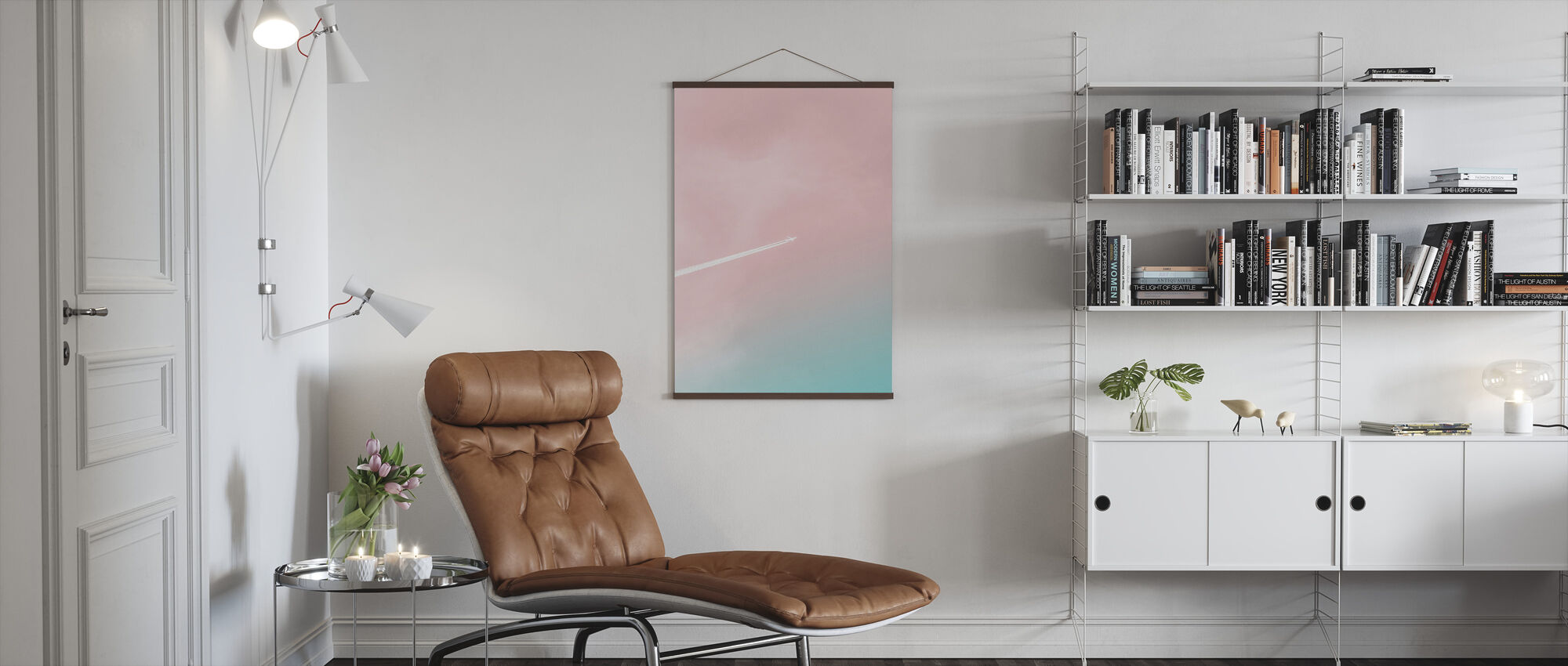 To the Top - Poster - Living Room