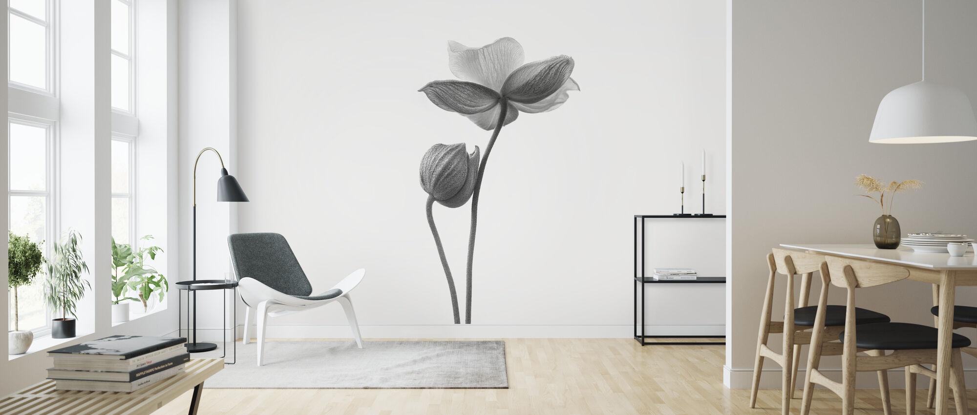 Little Touch - Wallpaper - Living Room