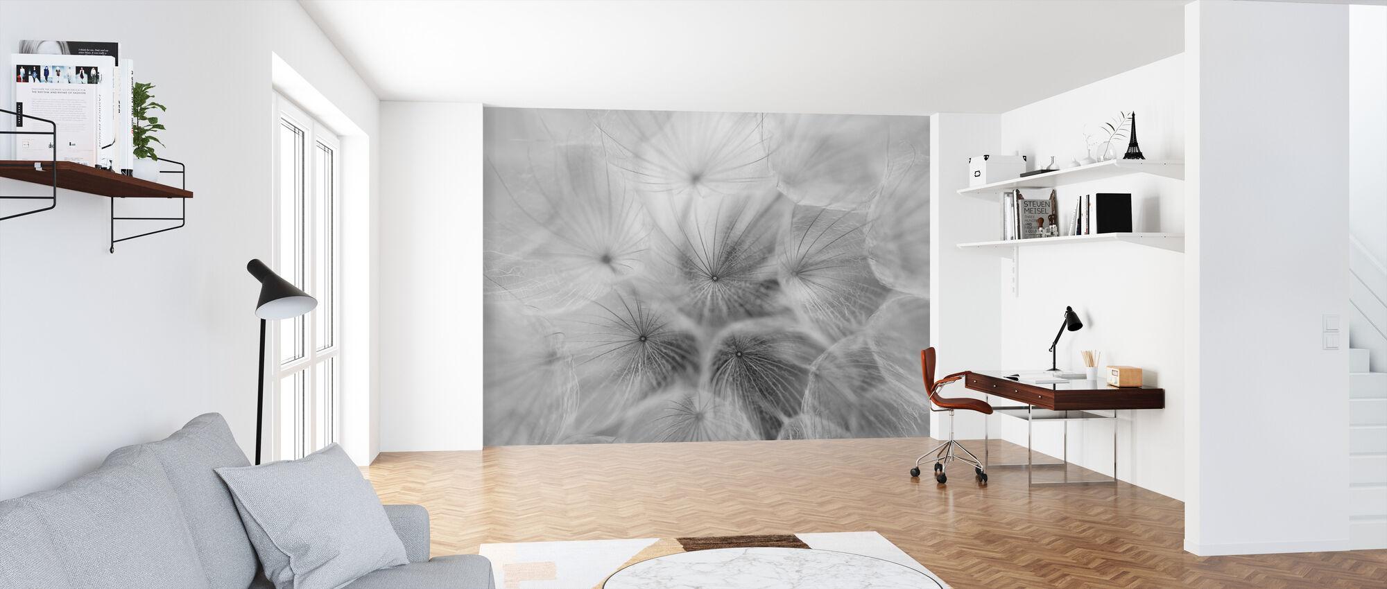 Blosseneren - Behang - Kantoor