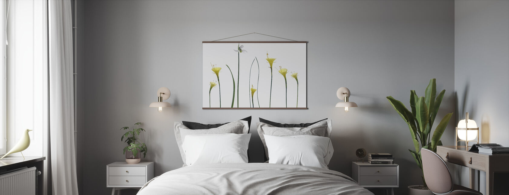 Spring Flowers - Poster - Bedroom