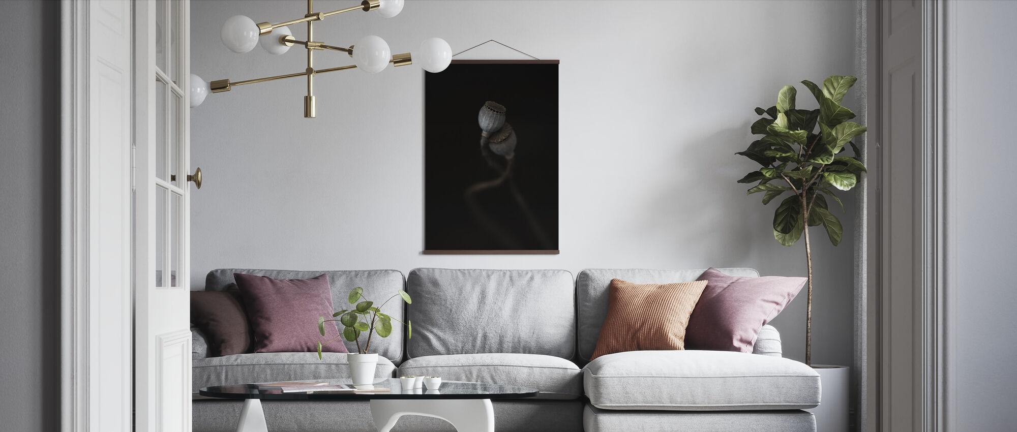 Twee keer - Poster - Woonkamer