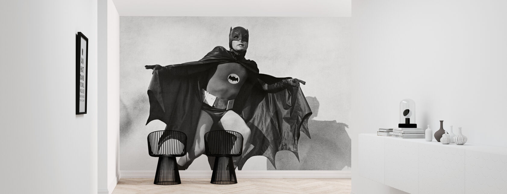 Batman - Adam West - Tapetti - Aula