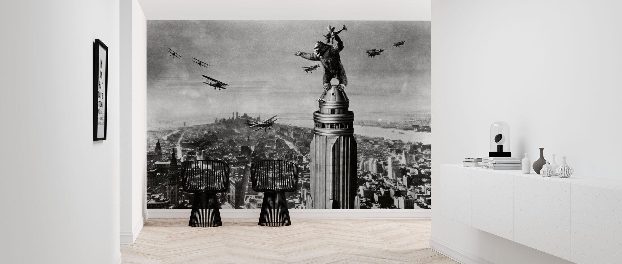 King Kong - Wallpaper - Hallway