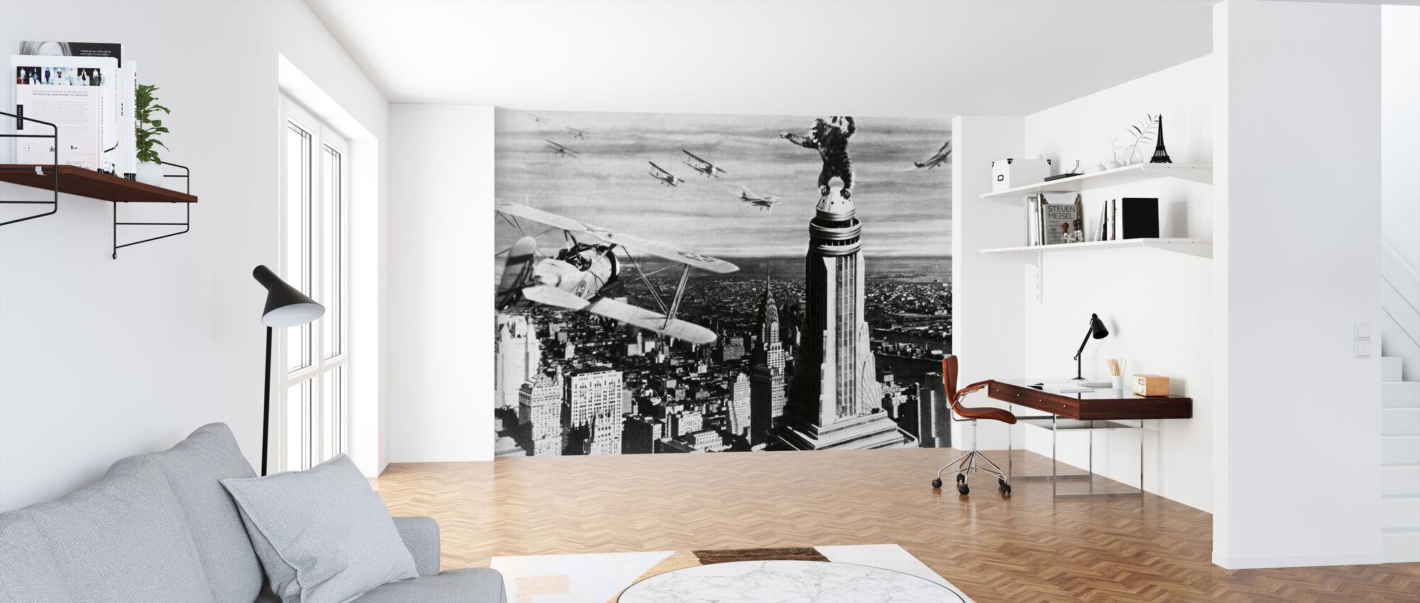 King Kong - Wallpaper - Office