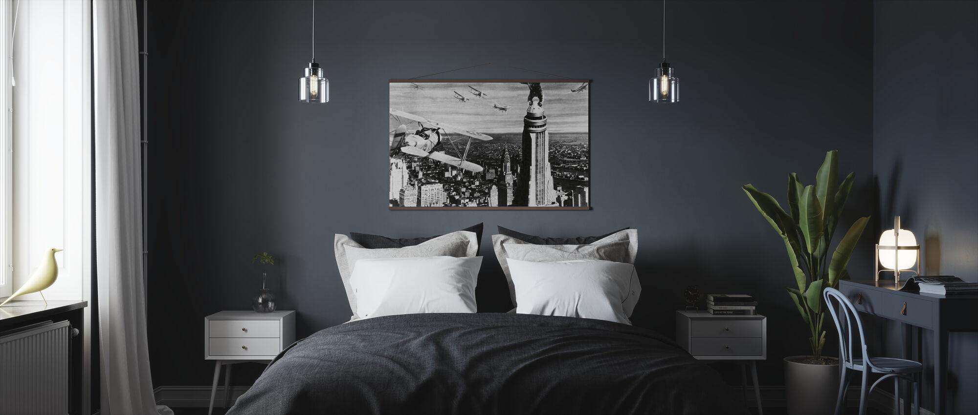 King Kong - Poster - Bedroom