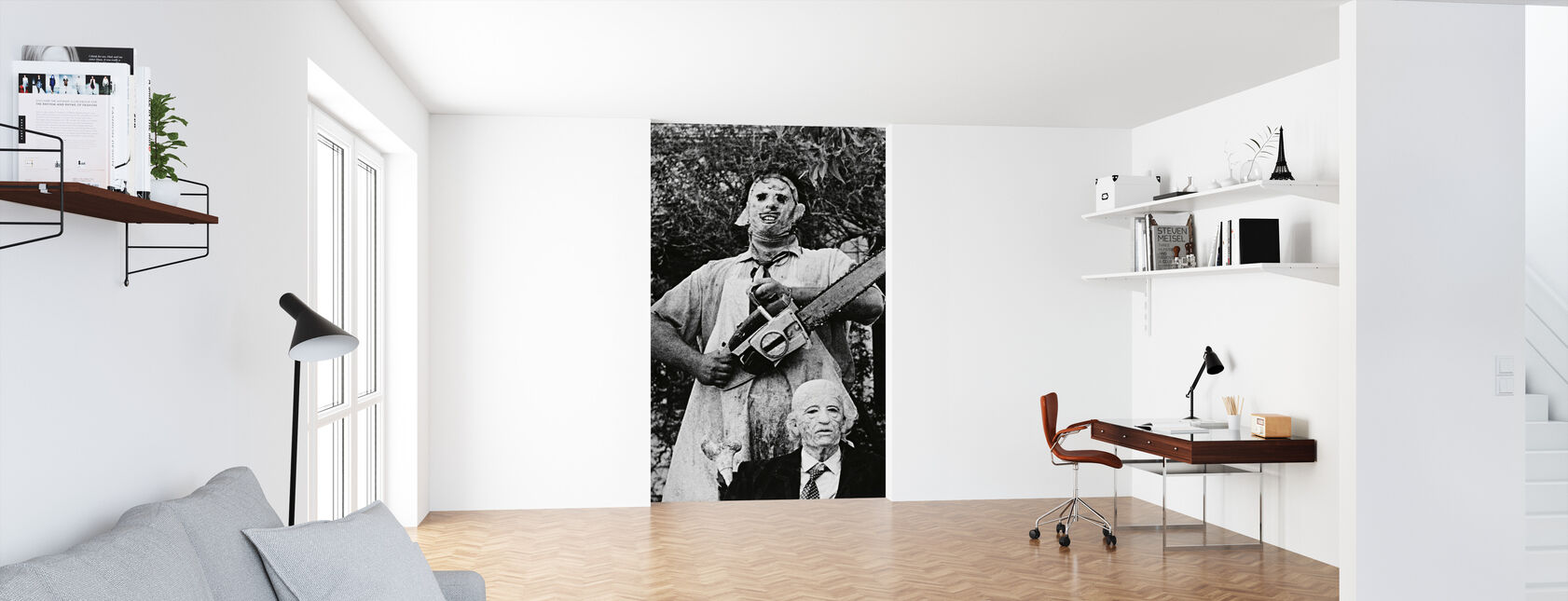 Leatherface - Wallpaper - Office