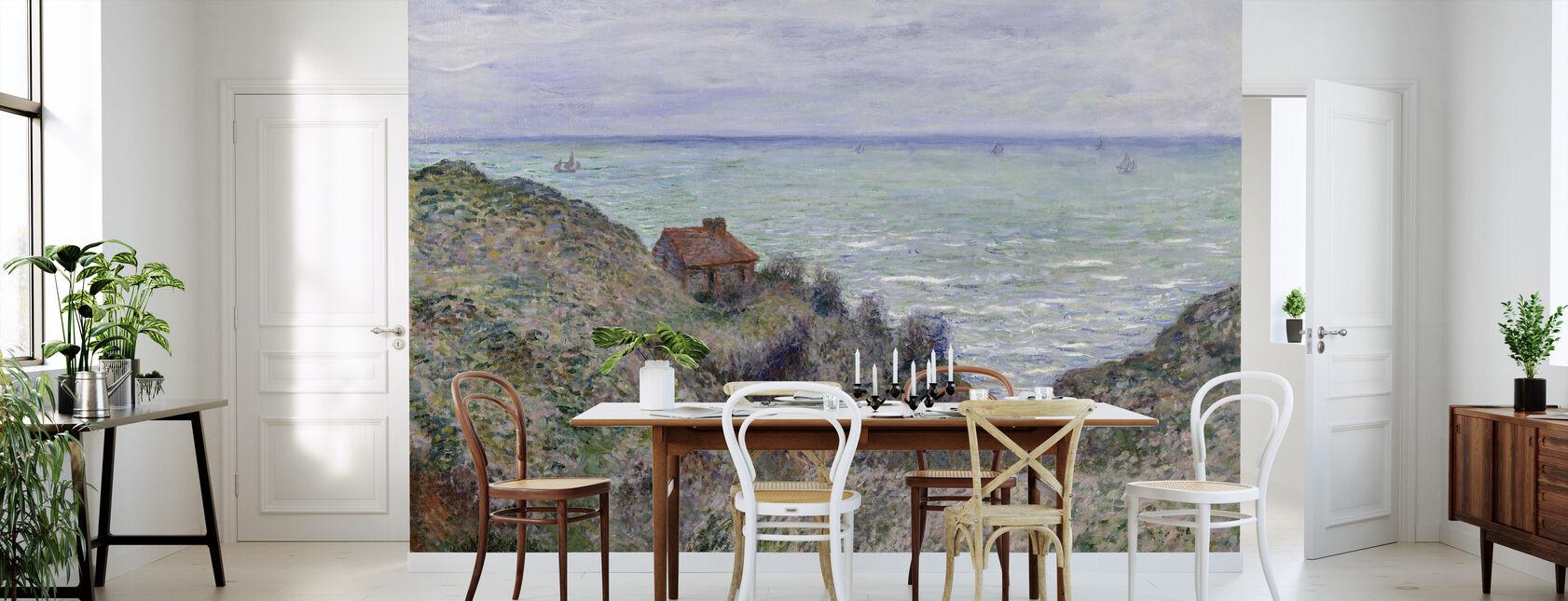 Mökki - Claude Monet - Tapetti - Keittiö
