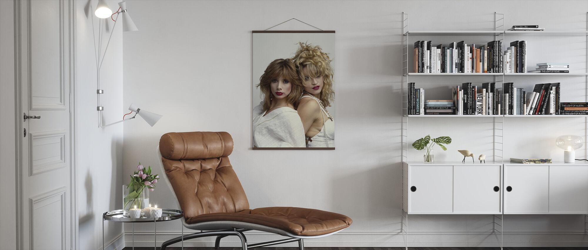 Desperat Söker Susan - Madonna - Poster - Vardagsrum