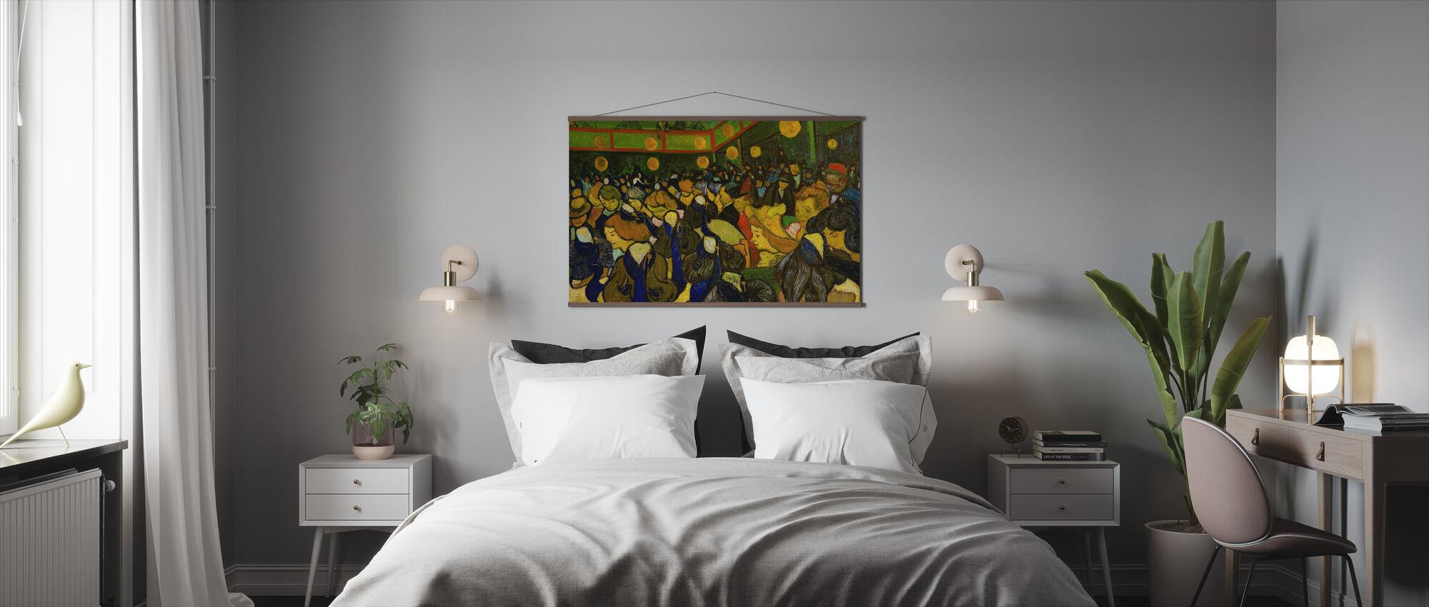 Dance Hall - Vincent Van Gogh - Poster - Bedroom