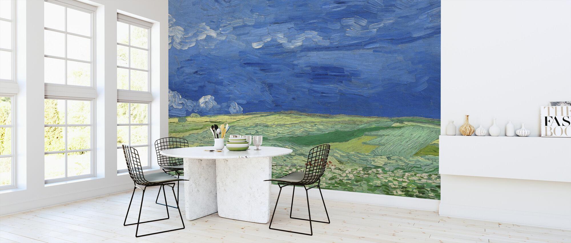 Vincent Van Gogh - Tapet - Kjøkken