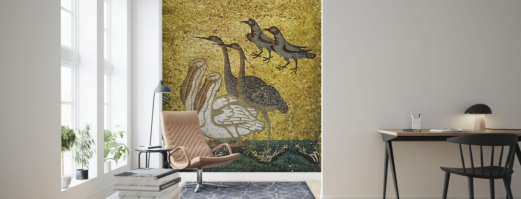 Various Birds - Wallpaper - Living Room