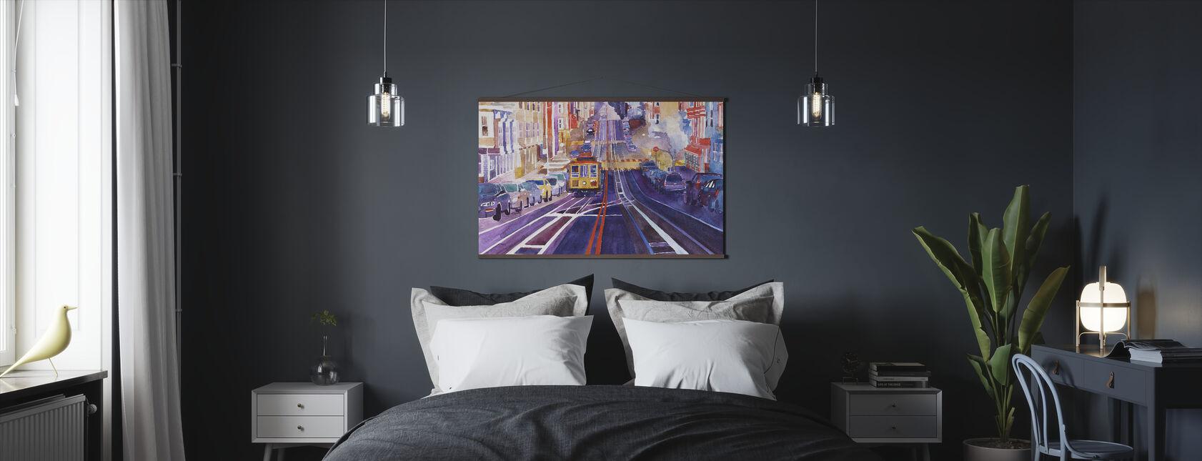 San Fransico - Poster - Bedroom