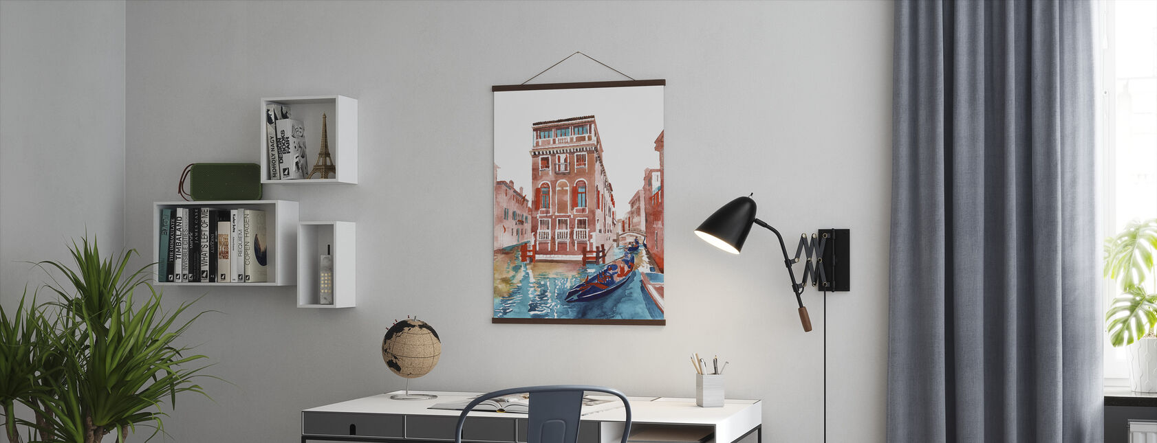 Venice Street - Poster - Office
