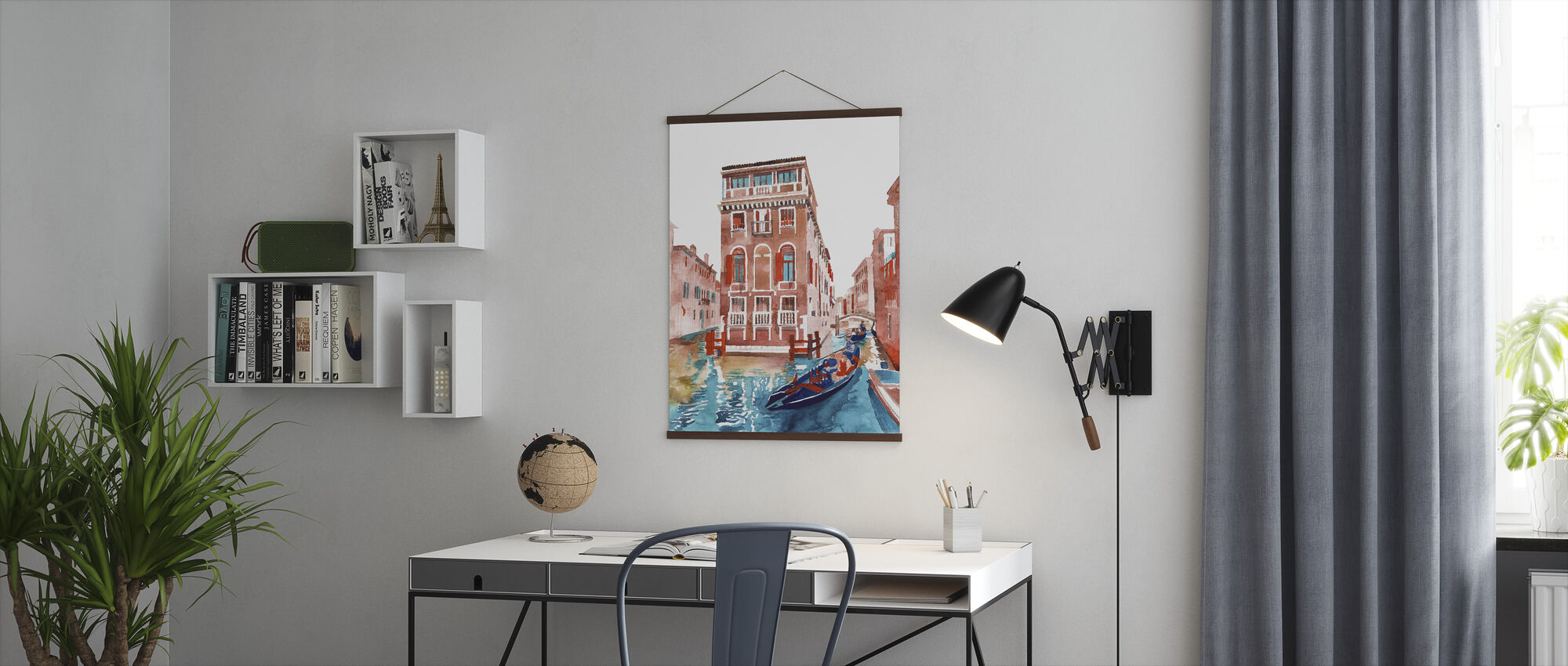 Venice Street - Poster - Office