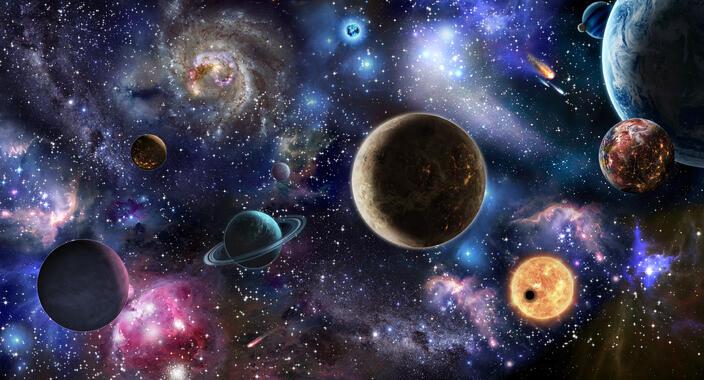 amazing space 1