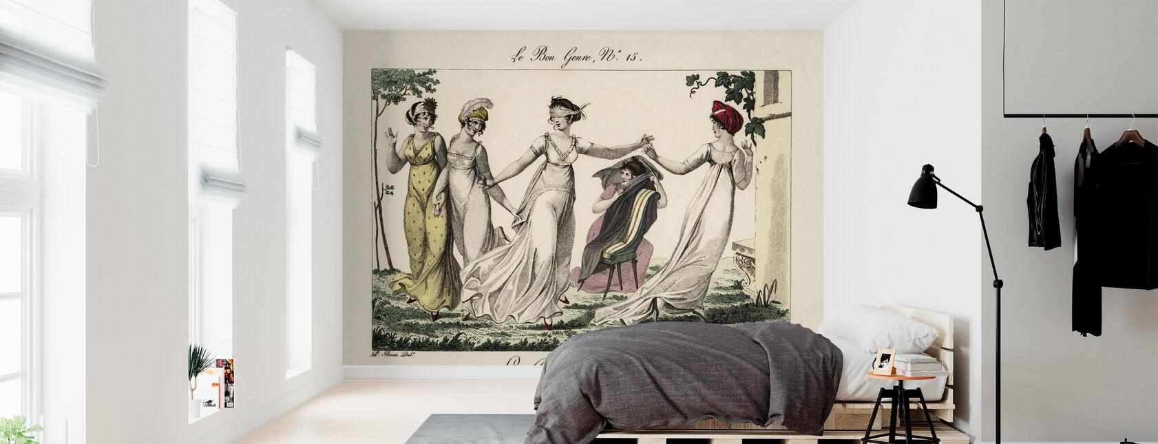 Blindman Buff - Wallpaper - Bedroom