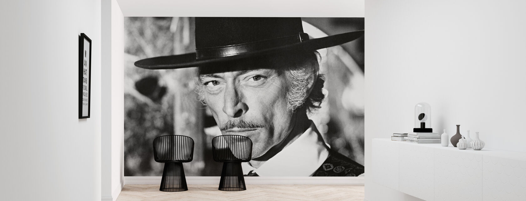 Return of Sabata - Lee Van Cleef - Wallpaper - Hallway