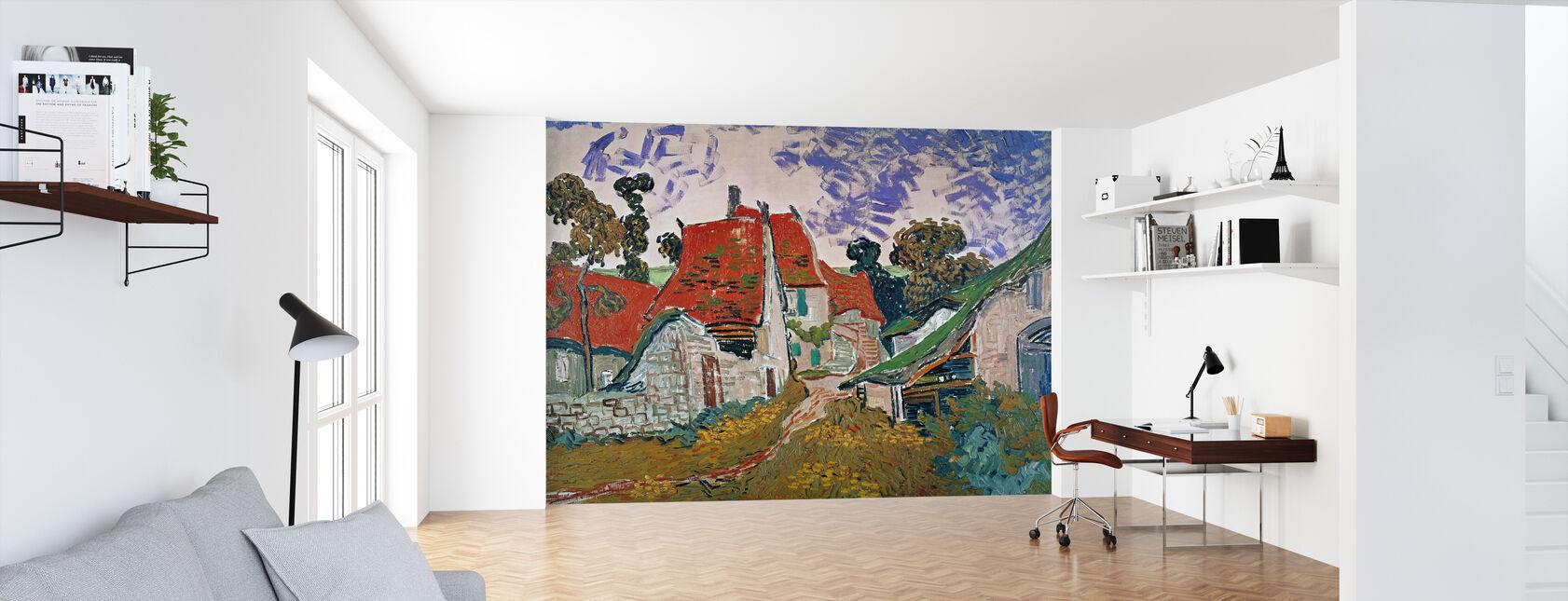 Vincent Van Gogh - Tapetti - Toimisto