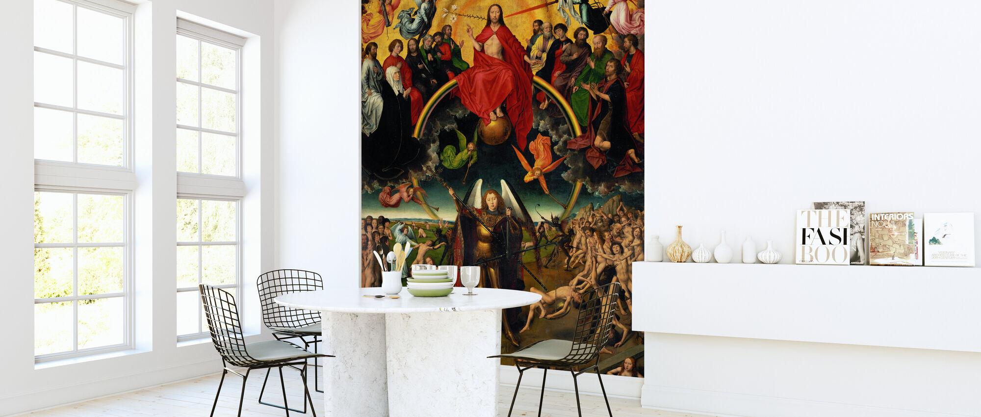 Last Judgement - Hans Memling - Wallpaper - Kitchen