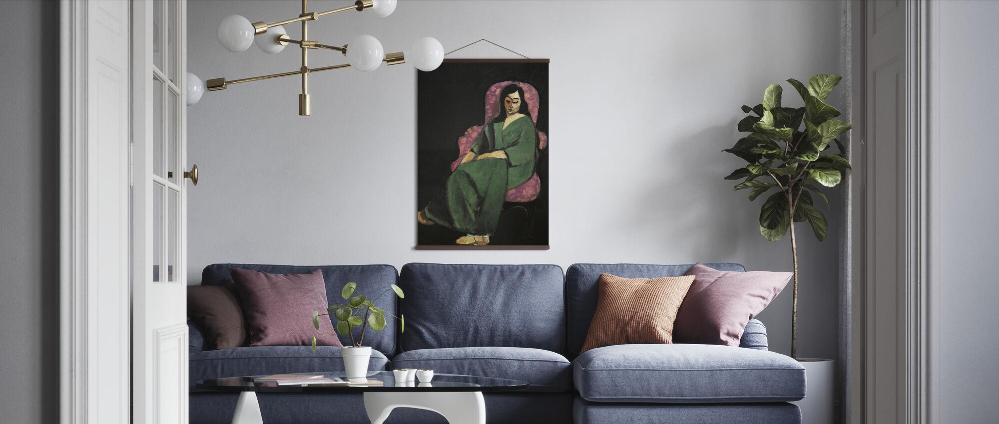 Dienstmeisjes verhaal - Henri Matisse - Poster - Woonkamer