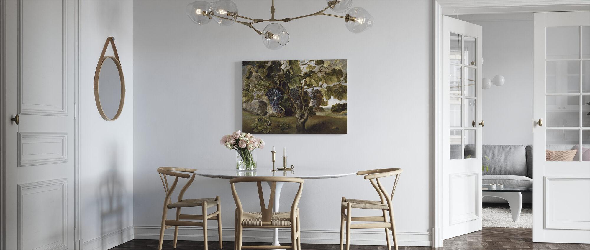 Gravedine - Tomas Hiepes - Canvas print - Keuken