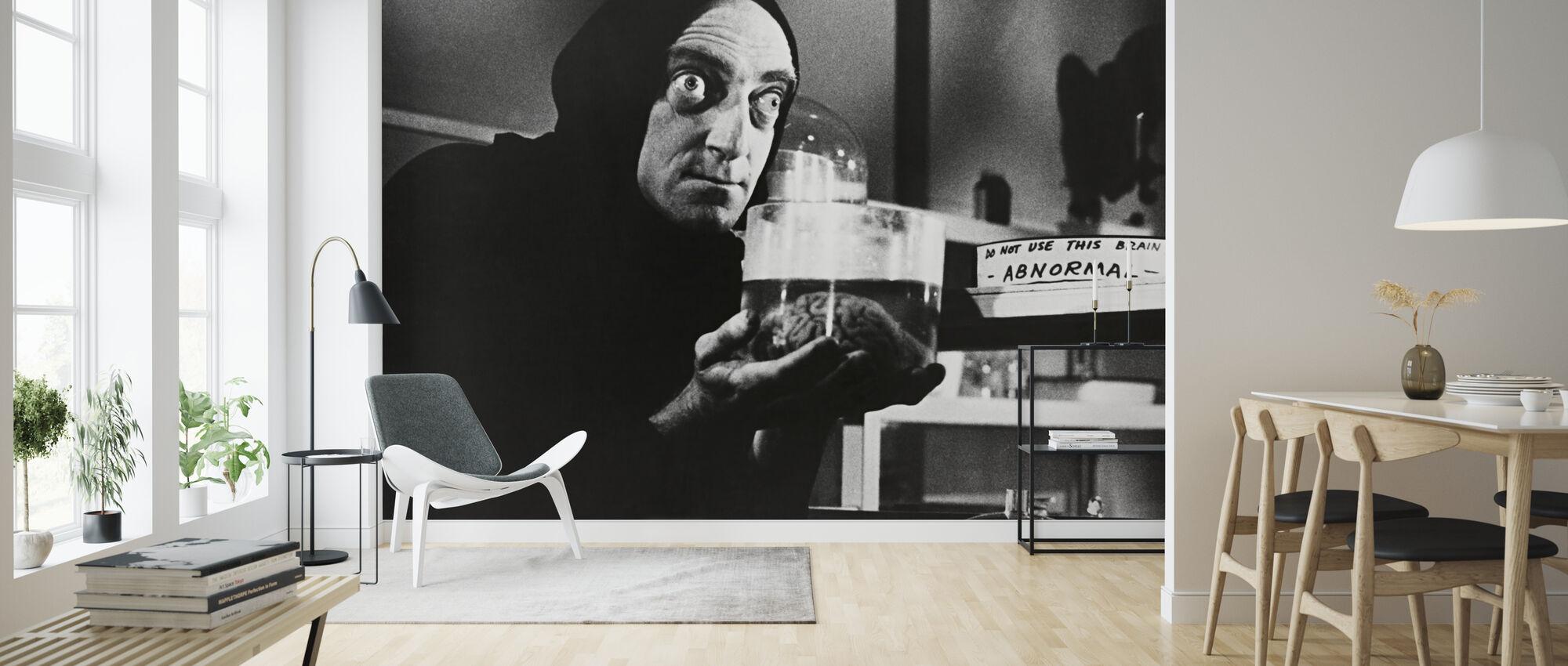 Young Frankenstein - Marty Feldman - Wallpaper - Living Room