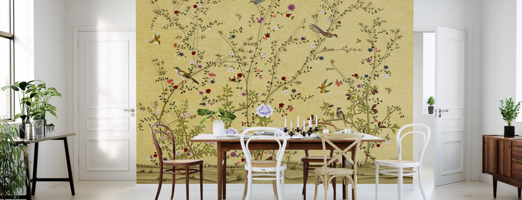 Birds on Branches - Wallpaper - Kitchen