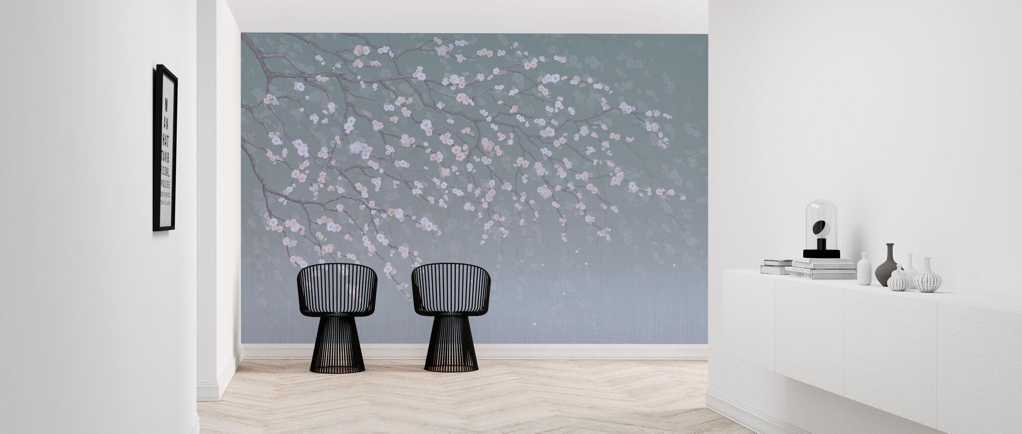 Sakura - Wallpaper - Hallway