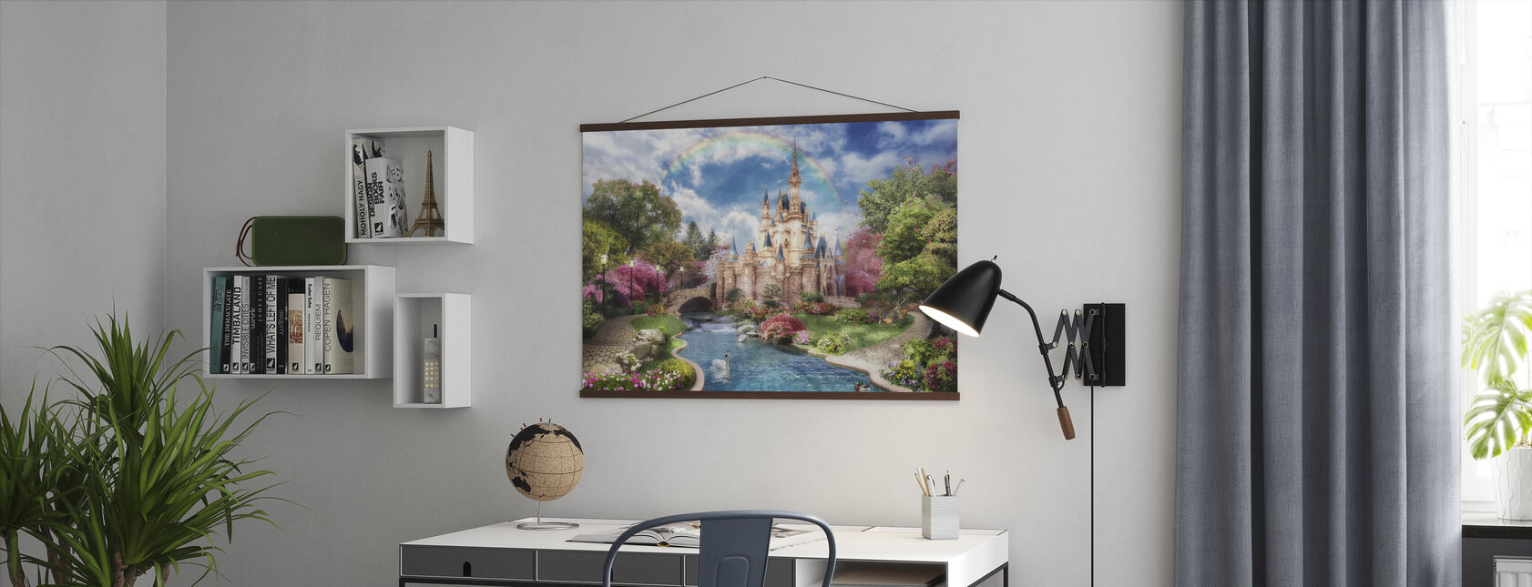 Magic Castle - Poster - Office